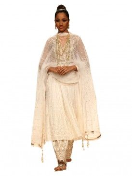 Pristine Passion Suit by Anita Dongre