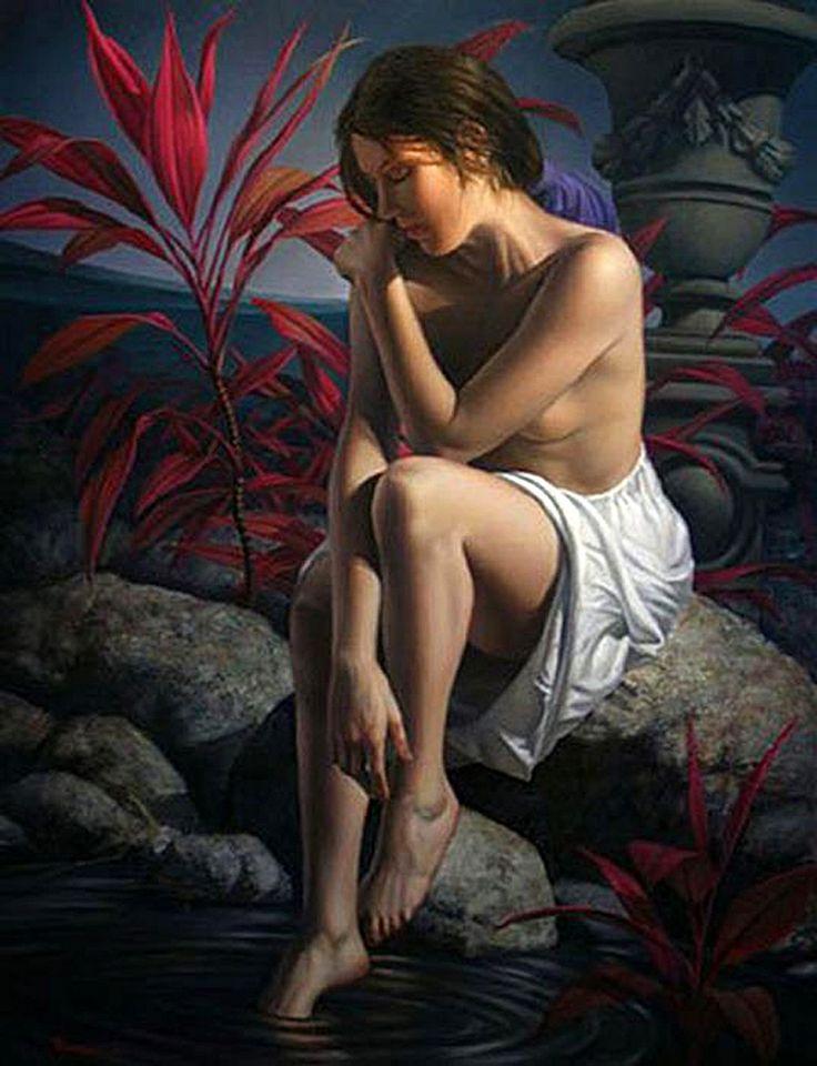 Miguel Ángel Avataneo, pintor argentino, nació en la provincia de Córdoba, Argentina