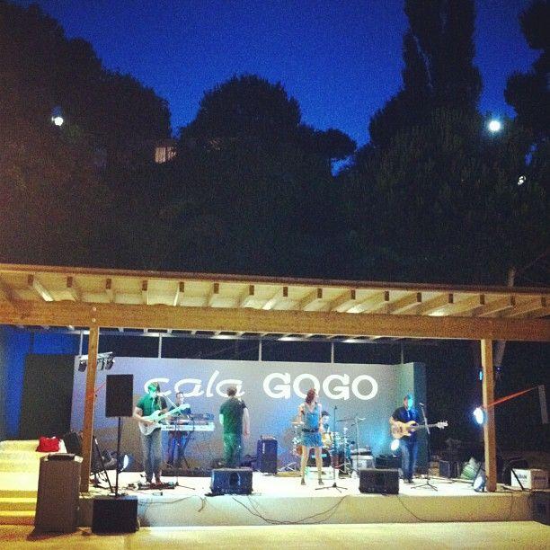 Time Machine in concert  Cala Gogo 6 Jun. 2013