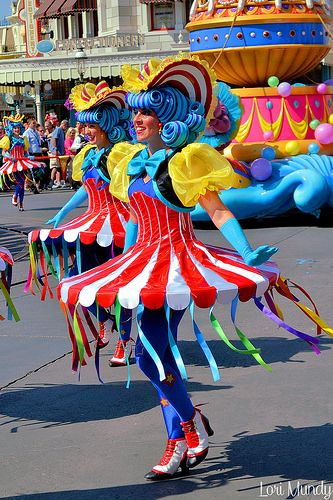 Festival Of Fantasy Parade | If you'd like to share my pictu… | Flickr