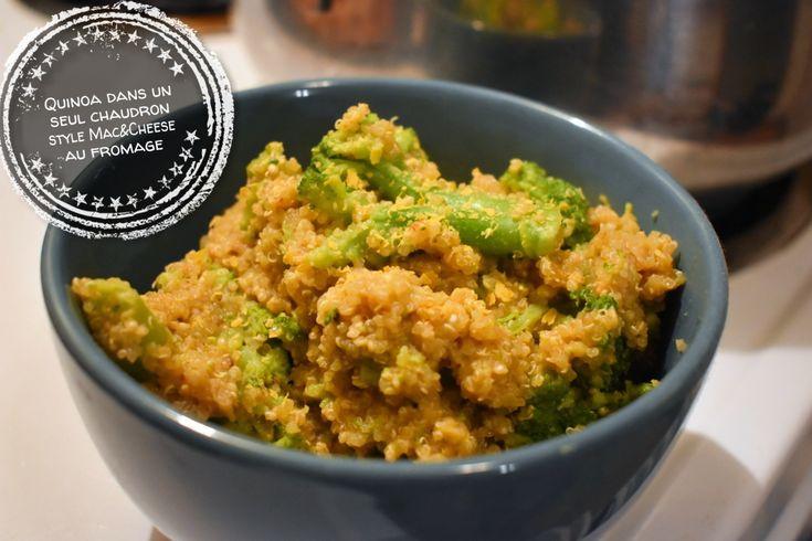Comme vous savez, le quinoa a été ma découverte de 2017. Depuis que je vous ai publié ma première recette en contenant (les boulettes de porc et quinoa), j'ai beaucoup expérimenté avec ce grain et j'ai aimé vraiment tous mes essais! Chaud, froid, sucré, salé, il va bien avec tout! En plus, il est plein …