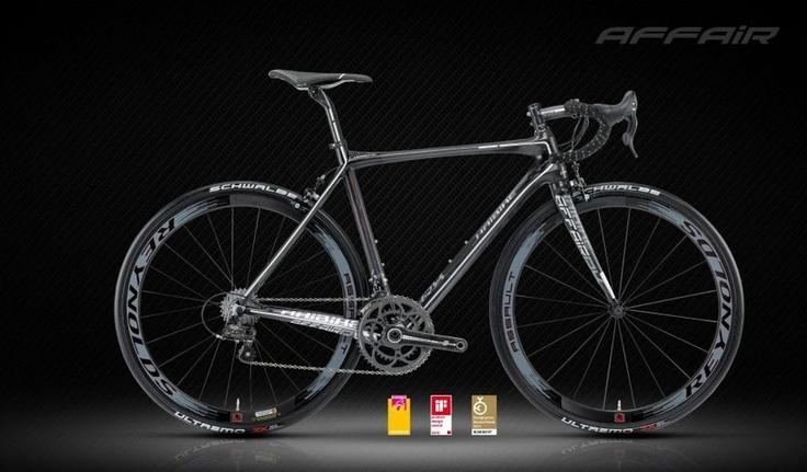 Haibike Affair RX rower szosowy carbon Campagnolo Record 11   eBike Serwis Kalisz