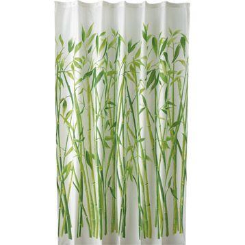 Les 17 meilleures id es de la cat gorie rideau de douche tissu sur pinterest rideaux de douche - Tissus impermeable ikea ...