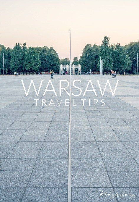 Warsaw, Poland is an unjustly underrated travel destination! See why it's one of my favorite European capitals and read my best travel tips.                                                                                                                                                     More