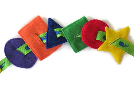 This Felt Button Snake is perfect to help your child learn their colours, shapes and buttons skills! The fun, bright colours and shapes make button and dressing skills fun while you also learn and practice colours and shapes!