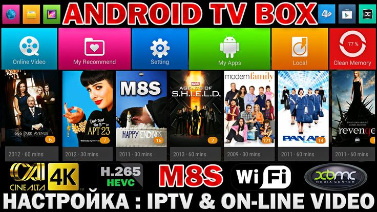 Приставка M8S здесь ➔ http://ali.pub/6v47t Мышь для приставки здесь ➔ http://ali.pub/g9q2j -------- ПРИСТАВКИ ANDROID TV BOX : M8S : Видео - Обзор ➔ https://...