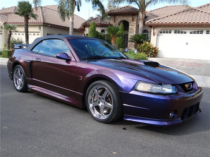 2002 FORD MUSTANG GT ROUSH Lot 70 | Barrett-Jackson Auction Company
