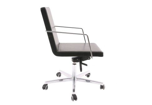 KFF: Just office with wire armrests