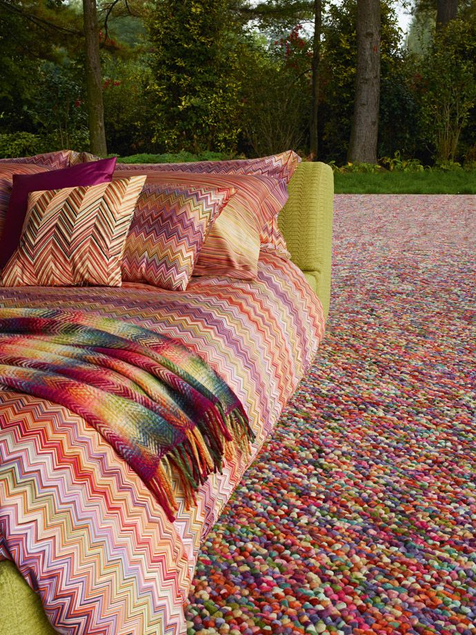 118 best missoni home images on pinterest | missoni, chevron and