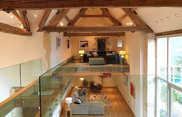 Eco houses: Barnsley Hill Farm - Telegraph