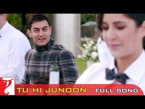 Tu Hi Junoon -  Full Song - DHOOM:3