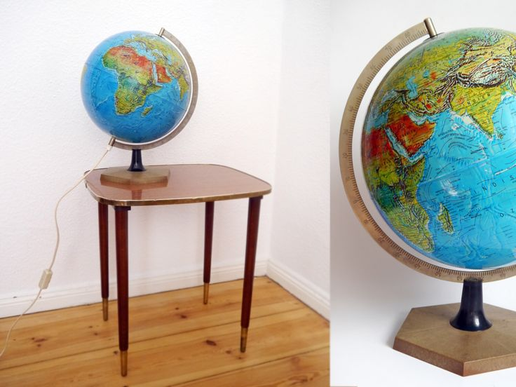 die besten 25 globus lampe ideen auf pinterest globus. Black Bedroom Furniture Sets. Home Design Ideas
