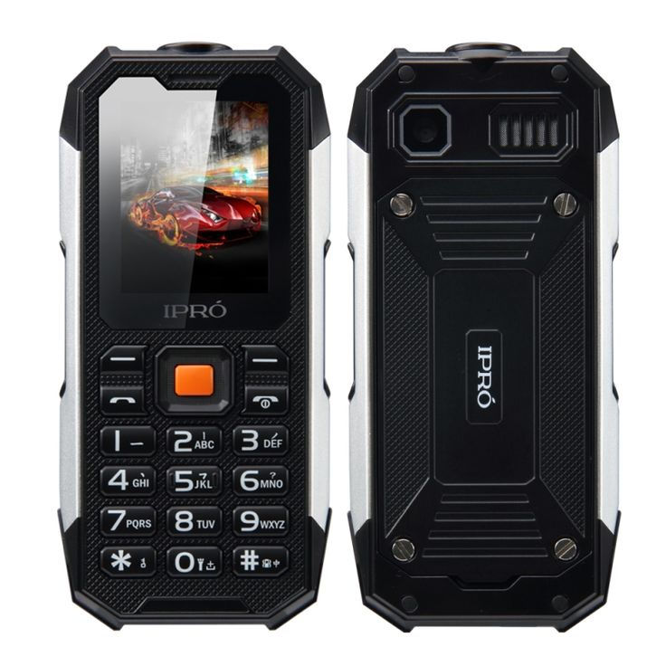 ==> [Free Shipping] Buy Best 2017 IPRO Waterproof Dustproof Shockproof Rugged Cell Phone I3208 Unlocked Dual SIM 2500mAh FM Bluetooth Flashlight Mobile Phone Online with LOWEST Price | 32799987974