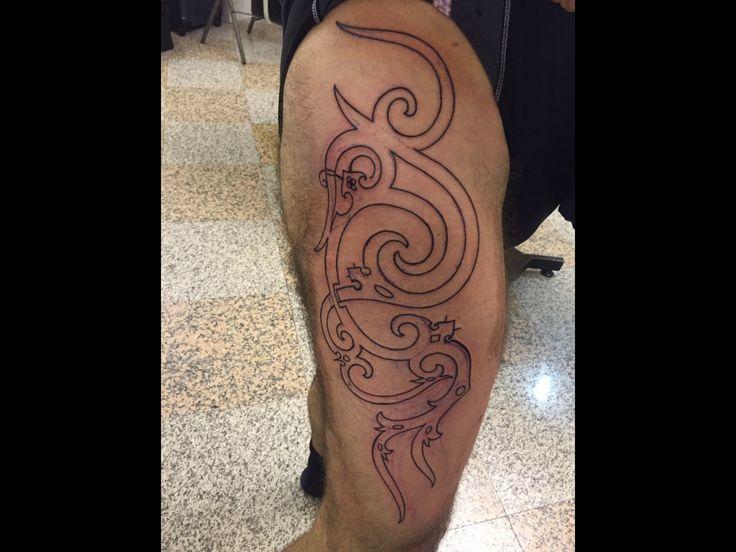 PMP Tattoo Parlour work-in-pro by Carlo #tattoos #tattooink #ink #tattooboys #tattoogirls #love #lovetattoo #tattoolove #tattooed  #cool #amezing #special #colors #borneo #multycolor #tattooboy #tattoogirl #loveink #back #legs #life #maori #tätowierung #tribal #cool #free #happy #love #instacool #instagood #picoftheday #dresda @king_tak @pmp_tattoo_parlour