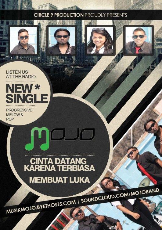 Mojo Band Indonesia - Promo 2 Singles