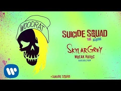 """I got: """"Wreak Havoc""""! Which Suicide Squad Soundtrack Song Are You?"""