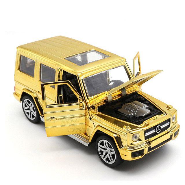 Alloy Benz G65 car model, 1:32 Die cast model,