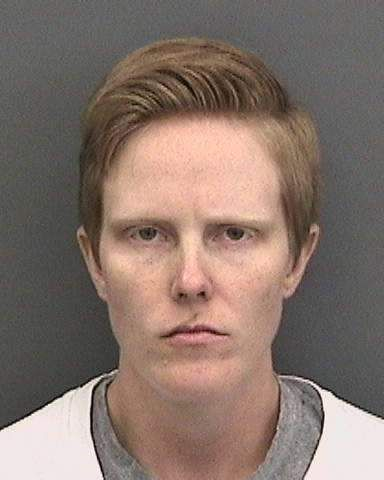 Hillsborough deputy charged with attacking, threatening to shoot wife - Hillsborough County Sheriff's Deputy Amy E. Dawson, 29, was arrested Wednesday and charged with domestic battery and aggravated assault with a deadly weapon. [Hillsborough County Sheriff's Office]