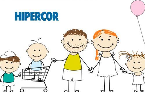 Por ser familia numerosa tienes 10€ de descuento en Hipercor