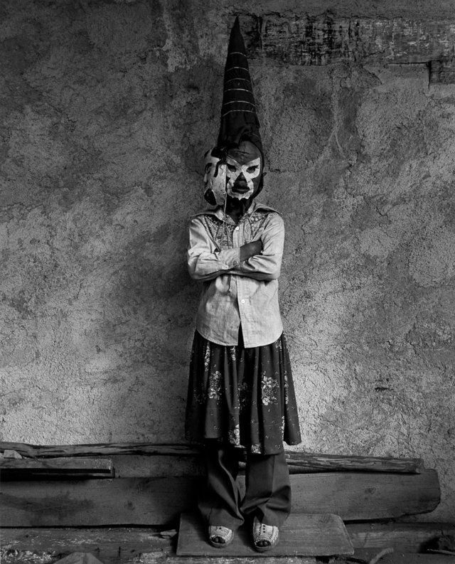Jano, Ocumichu, Michoacan, Mexico, 1980    photo by Graciela Iturbide - Colecciones Fundación MAPFRE