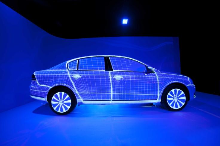 VW Passat Show