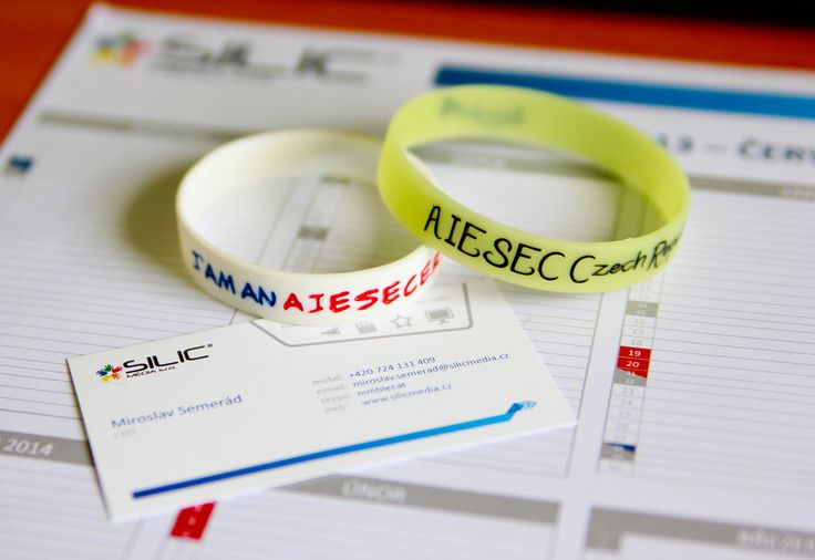Silic for AIESEC :-)