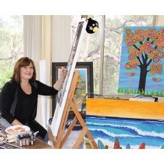 """Australian Artist & Designer, Lisa Frances Judd, believes our kids need bright colours and positive words to reinforce a positive mental and emotional state in today's negative, chaotic and changeable world. , , , , """"It's not just adults that suffer from stress and anxiety in response to horrific world events. With an increasingly uncertain world, including severely distressing events, like what recently happened in Paris being reported frequently, it is vital to reinforce the positive…"""