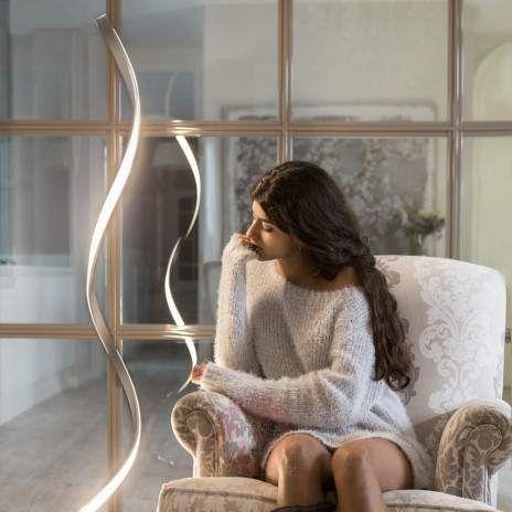 Spennende LED-stålampe Nur kan dimmes-6542347-22
