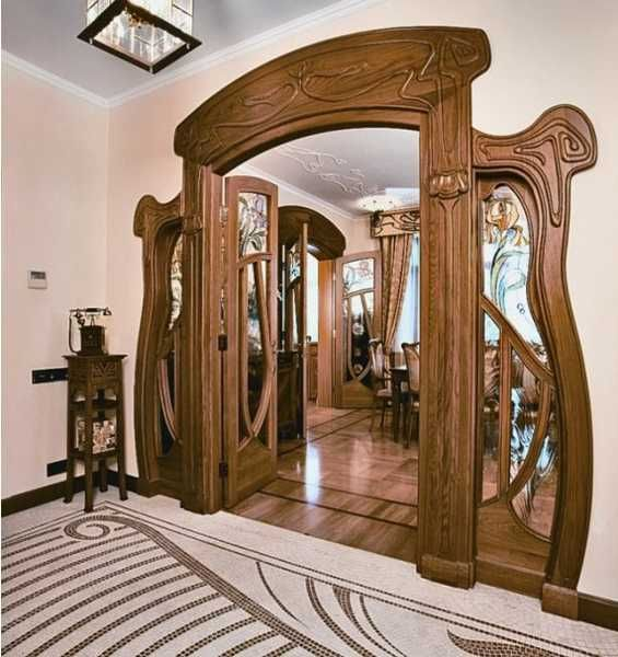 31 Best Art Nouveau Bedroom Images On Pinterest