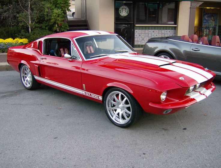 '67 Ford Mustang