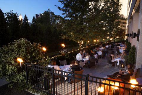 The Patio At M At Miranova | Views Of Columbus | Pinterest | Patios,  Restaurant Week And Ohio
