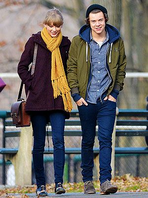 Taylor Swift & Harry Styles Split Up: Source - One Direction, Breakups, Couples, Harry Styles, Taylor Swift : People.com