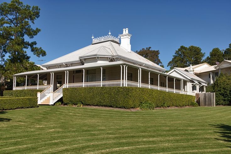 Magnificence of a true home found in the Queenslander Homes