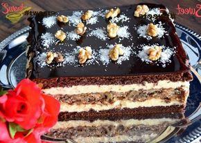 """Торт """"Шоколадно-Ореховый"""" image 2"""