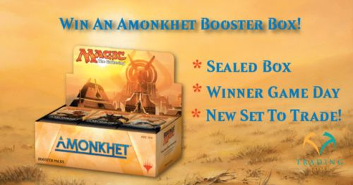 Win a Magic the Gathering Amonkhet Booster Box! {US}... IFTTT reddit giveaways freebies contests