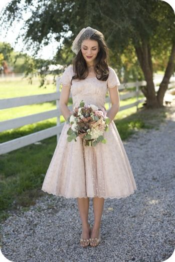 I like the simplicity of the gown, but it is still fun and cute
