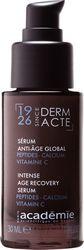 Een revitaliserend en sterk regenererend serum. Het herstelt de huid intens dit Sérum Anti-Âge Global. Aminozuren, hyaluronzuur en plantaardige hydraterende bestanddelen zorgen ervoor dat dit een geweldig serum is.