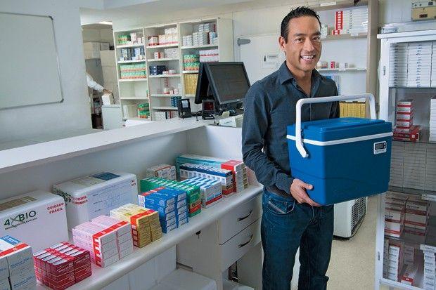 Ele largou tudo para ser empreendedor... (Foto: Rogerio Albuquerque) http://glo.bo/128VunO