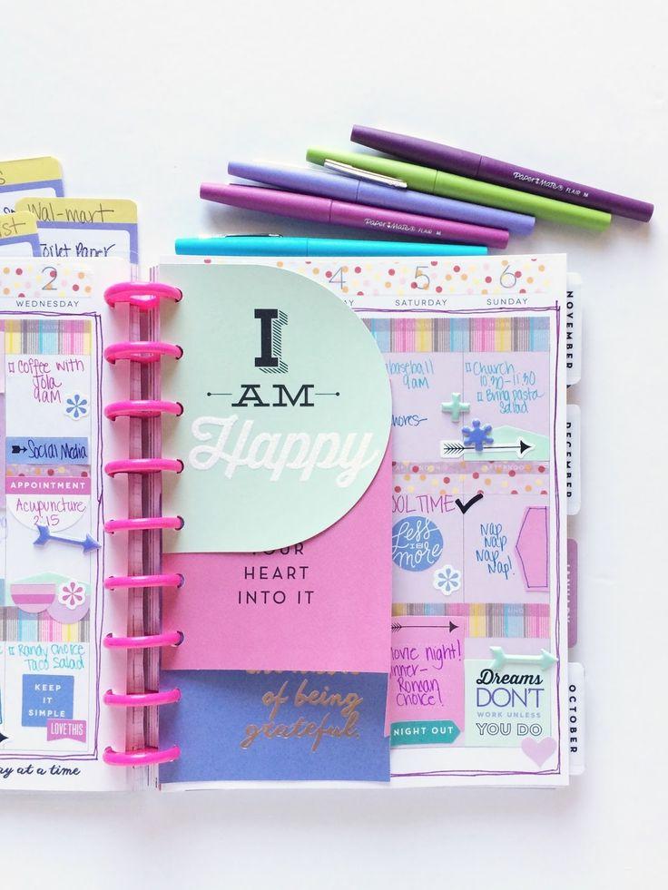 Lump, Bump and Clump!: September planner - mambi
