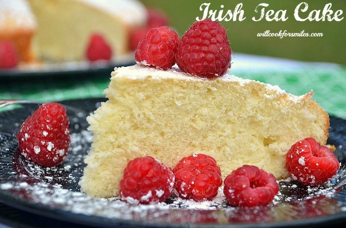 I know, I told you that I would have this cake recipe posted yesterday. I'm sowwwy, I got behind on my school work and had to finish it. Good news, I'm only a day late! Here is the recipe for Irish Tea Cake! I have another sweet Irish treat for you. I love this cake,...Read More »