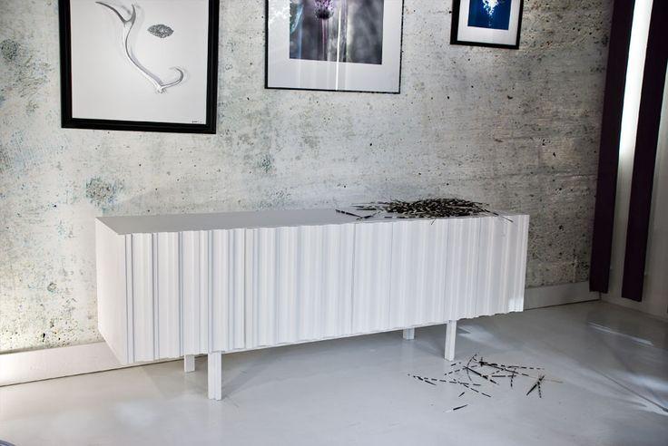Sideboard Hermanus from @WELANDER DESIGN . Designed by the swedish designer Björn Welander.