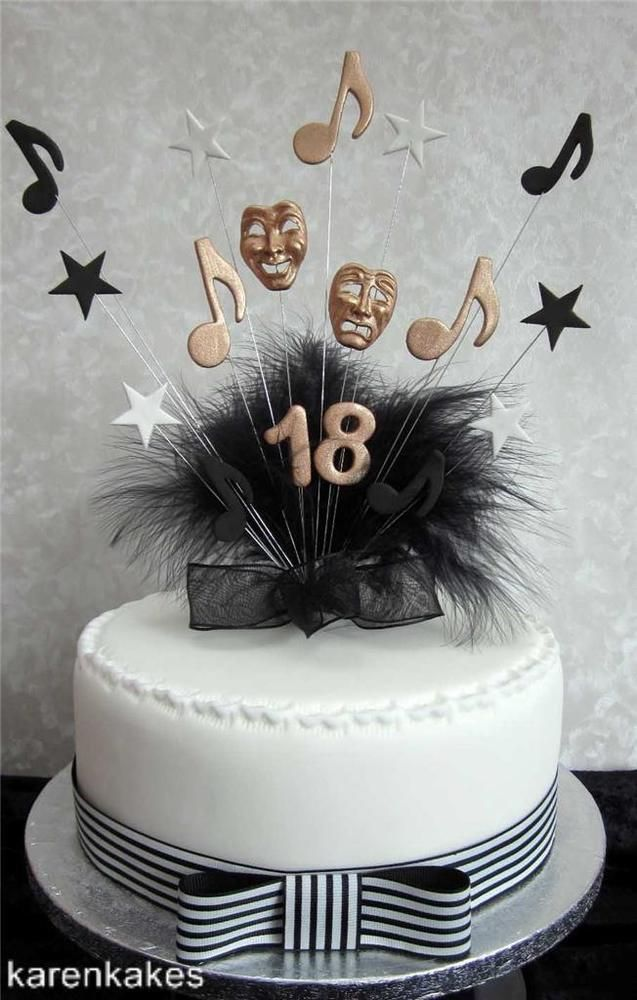Canny Little Cake Toppers