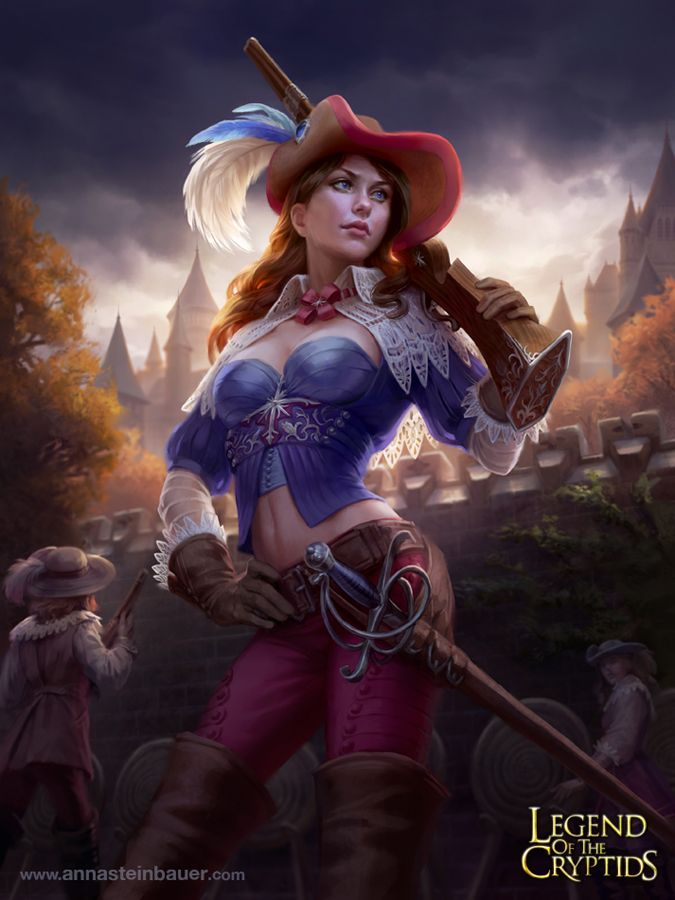 legend of cryptids - Google Search