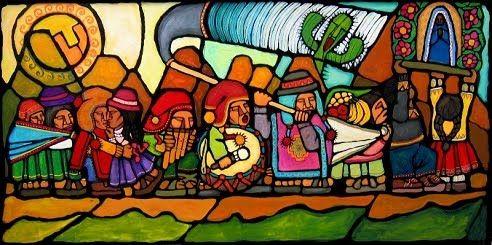 De cómo (des)aprendí música andina (I)