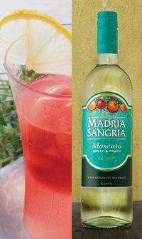 Madria Sangria – Momma Mia Watermelon Sangria