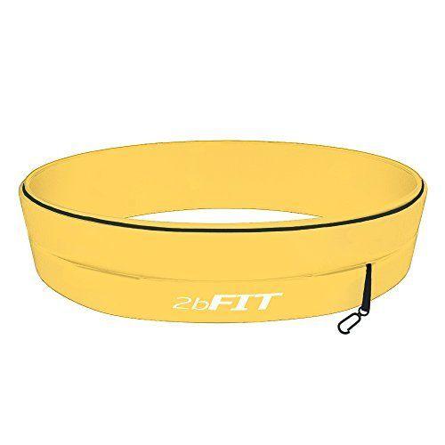 Pack organisateur ceinture pour course ou jogging-Idéale pour une séance d'entraînement, de fitness, d'entraînement sportif, de gymnastique-Ceinture avec portefeuille de téléphone et porte-monnaie- Ceinture avec porte-clés-ceinture extensible -Quatre Poches-Unisexe-garantie à vie- Ceinture de course tendance (Jaune, L), http://www.amazon.fr/dp/B0153PPJA2/ref=cm_sw_r_pi_awdl_xs_WJ5WybANVV4HD