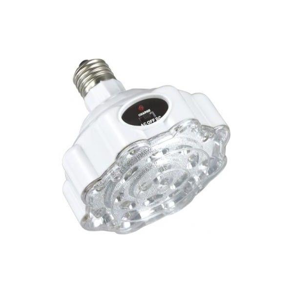 Bec economic cu 19 LED-uri, se monteaza ca un bec clasic 220V pe fasung normal (E27). VEZI OFERTA ACUM!