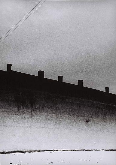 Beksinski photography - 1950s