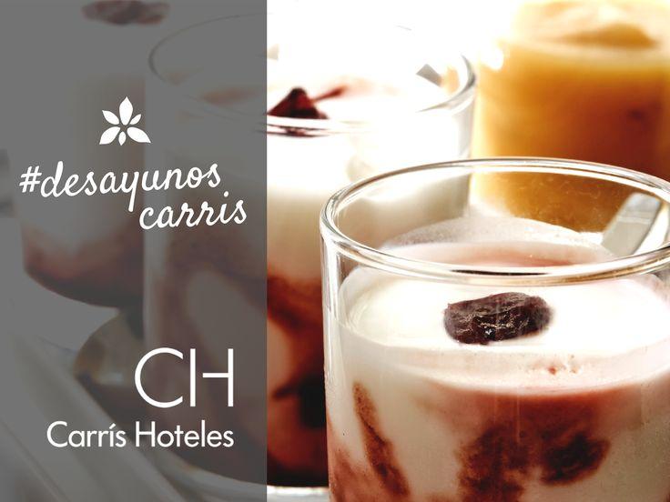 #desayunocarrís con los mejores yogures artesanos