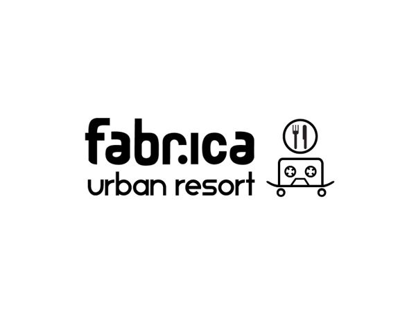 Logo for Fabrica Urban Resort. Published: March 18, 2013